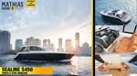 Sealine/Global Yachts S-450 2016