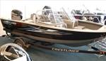 Crestliner Fishing Boats 1750 Super Hawk 2016