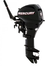 Mercury FourStroke 15 ProKicker 2017