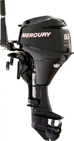 Mercury FourStroke 9.9 HP 2017