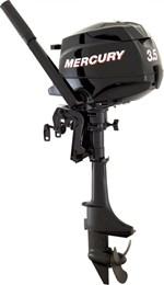 Mercury FourStroke 3.5 HP 2017