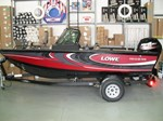 Lowe Boats FS 1610 Merc 115HP Trailer Fish Finder Stereo B... 2016