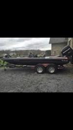 Bass Cat Cougar Advantage 2012