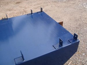 2014 Steel Pontoons Square Steel Pontoons Photo 3 of 9