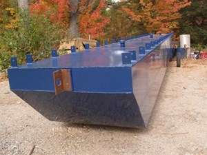 2014 Steel Pontoons Square Steel Pontoons Photo 4 of 9