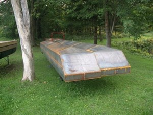 2014 Steel Pontoons Square Steel Pontoons Photo 5 of 9