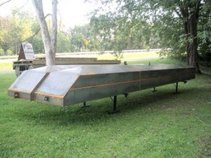 2014 Steel Pontoons Square Steel Pontoons Photo 6 of 9