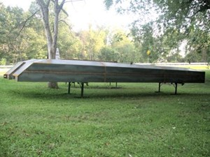 2014 Steel Pontoons Square Steel Pontoons Photo 7 of 9
