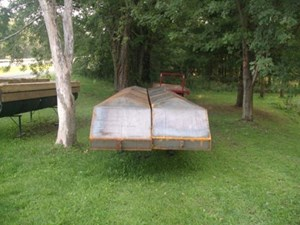 2014 Steel Pontoons Square Steel Pontoons Photo 8 of 9