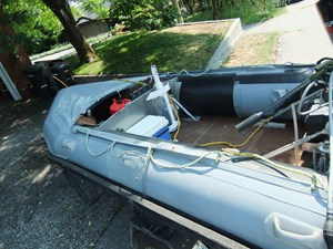 1997 Zodiac Jet Boat Photo 2 of 6