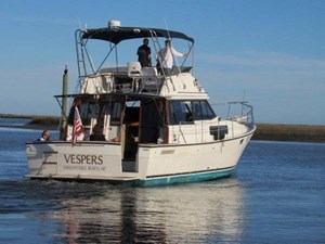 Bayliner 3870 Motor Yacht 1986 Used Boat For Sale In