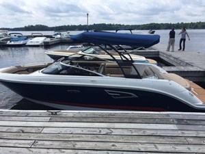 2017 Sea Ray SLX 230 Photo 1 of 6
