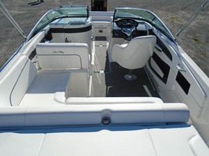 2015 Sea Ray 240 Sundeck Photo 4 of 19