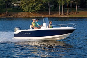 2017 ROBALO R160 Photo 7 of 44