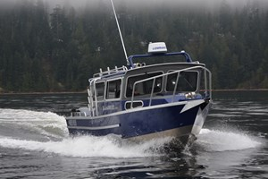 2017 NORTH RIVER BOATS SEAHAWK 2700S OFFSHORE Photo 1
