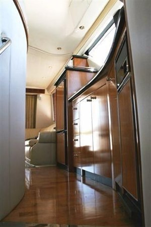 2002 Carver 450 Voyager Photo 24 of 65