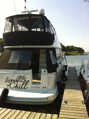 2002 Carver 450 Voyager Photo 5 of 65