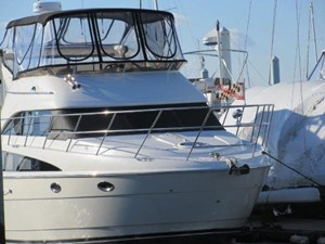Meridian 408 Motoryacht 2008 Used Boat For Sale In