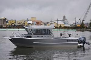 2017 NORTH RIVER BOATS SEAHAWK 2300C Photo 1