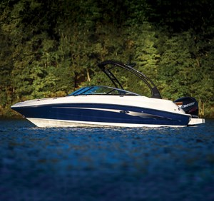 2017 Sea Ray 220 Sundeck Outboard Photo 1