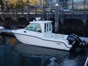 2017 Boston Whaler 285 Conquest Pilothouse Photo 1