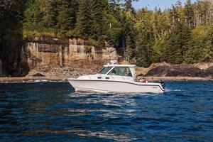 2017 Boston Whaler 315 Conquest Photo 1