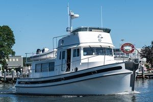 2017 Nordic Tug 44 Trawler Photo 1