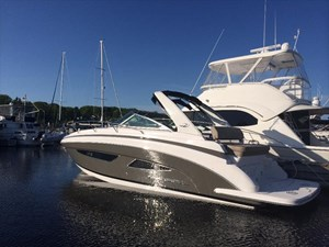 Regal 32 Express 2014 Used Boat For Sale In Orillia