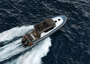 2018 Tactical Custom Boats T40-Express Yacht Photo 1