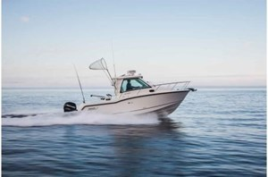 2018 Boston Whaler 285 Conquest Pilothouse Photo 1