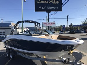 2018 Sea Ray SPX230 Photo 1