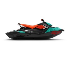2018 Sea-Doo SPARK® TRIXX™ 3-up Rotax 900 HO ACE Photo 1