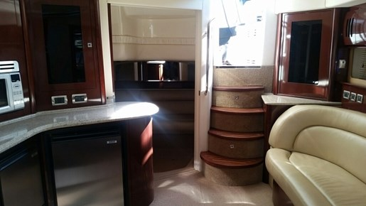 2008 Sea Ray 44 Sundancer Photo 21 of 37