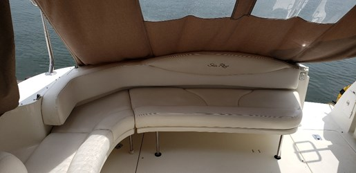 2001 Sea Ray boat for sale, model of the boat is 380 Sundancer M/C & Image # 6 of 19