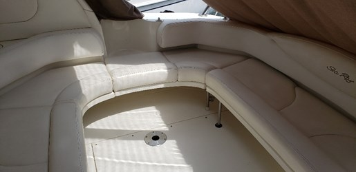 2001 Sea Ray boat for sale, model of the boat is 380 Sundancer M/C & Image # 7 of 19