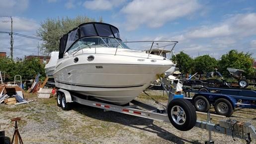 2006 Sea Ray 240 Sundancer M/c For Sale
