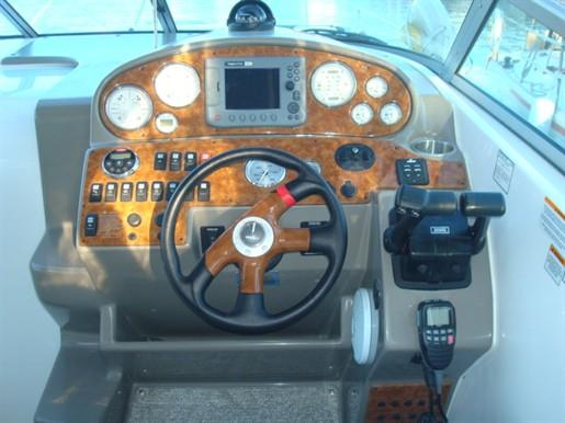 2007 Rinker boat for sale, model of the boat is 300 Express & Image # 3 of 11