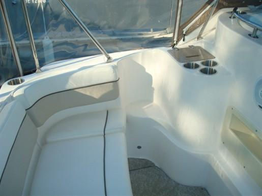 2007 Rinker boat for sale, model of the boat is 300 Express & Image # 7 of 11
