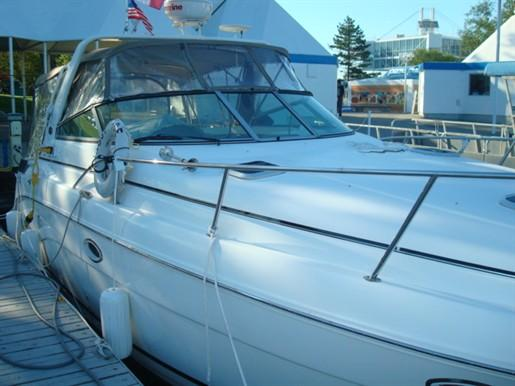 2007 Rinker boat for sale, model of the boat is 300 Express & Image # 2 of 11