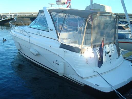 2007 Rinker boat for sale, model of the boat is 300 Express & Image # 1 of 11