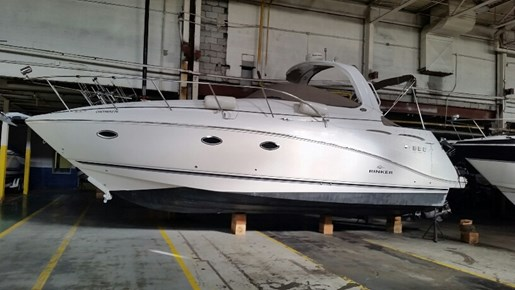 Rinker 350 Ec 2007 Used Boat For Sale In Oakville Ontario