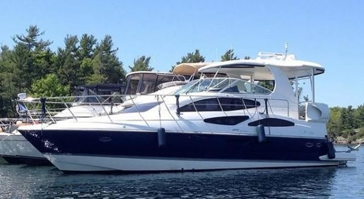 2008 Cruisers Yachts boat for sale, model of the boat is 455 Express Motor Yacht & Image # 1 of 33