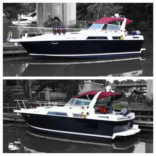 1990 Prowler boat for sale, model of the boat is 9M 315 Sunbridge & Image # 1 of 9