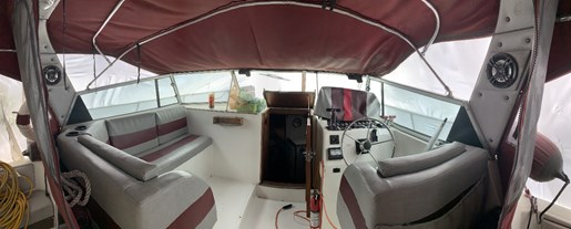 1990 Prowler boat for sale, model of the boat is 9M 315 Sunbridge & Image # 4 of 9