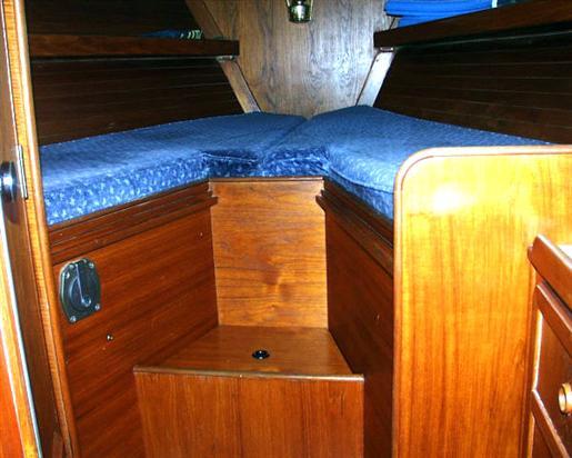 1982 C&C 40 Custom Centerboard Photo 9 of 29