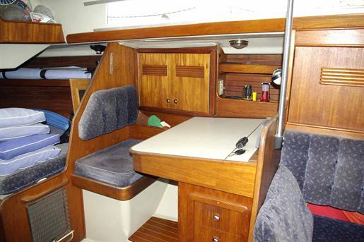 1982 C&C 40 Custom Centerboard Photo 21 of 29
