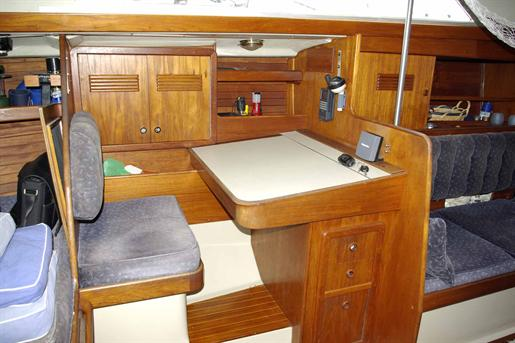 1982 C&C 40 Custom Centerboard Photo 22 of 29