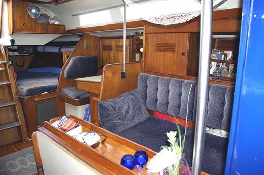 1982 C&C 40 Custom Centerboard Photo 27 of 29