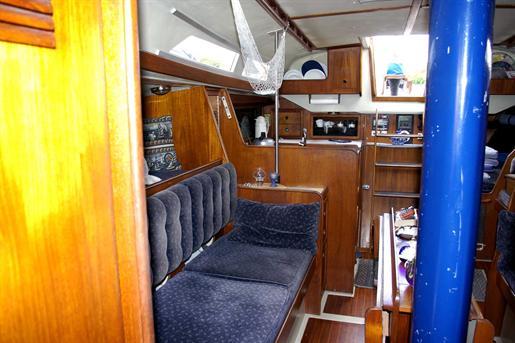 1982 C&C 40 Custom Centerboard Photo 28 of 29