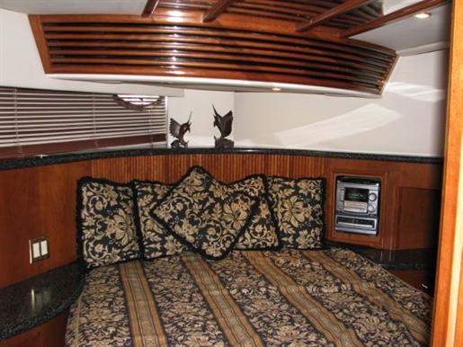 1999 Carver Voyager 450 - Pilothouse Photo 29 of 34